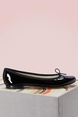 Repetto Cinderella patent leather ballet pumps