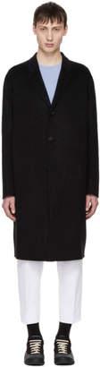 Acne Studios Black Chad Coat