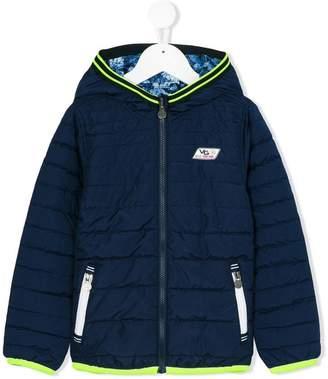 Vingino hooded padded jacket