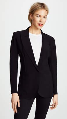 Norma Kamali Kamali Kulture Single Breasted Jacket