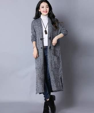 アフェリーチェ エレガントロングコート 韓国 ファッション レディース 秋用 冬用 大人 上品【A/W】【ra-2033】