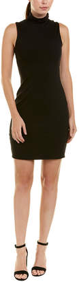 Susana Monaco Turtleneck Sheath Dress