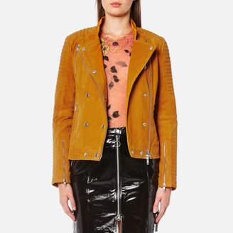 Gestuz Women's Mola Jacket Honey Ginger