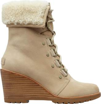 Sorel After Hours Lace Shearling Boot - Women's