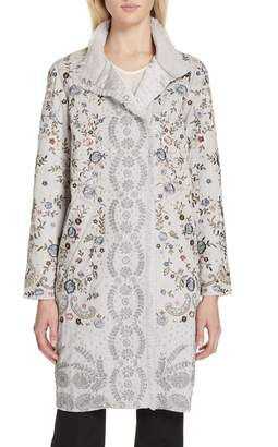 Needle & Thread Ella Embellished Coat