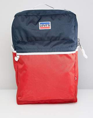 Levi's Levis Backpack With Retro Logo