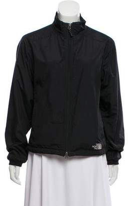 The North Face Long Sleeve Fleece Lined Jacket