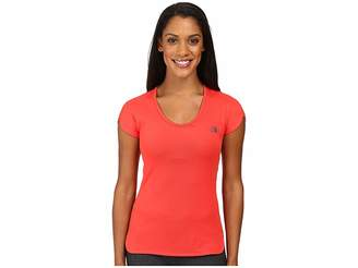 The North Face Initiative Short Sleeve (Melon Red