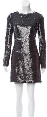 Rachel Zoe Racko Sequin Dress w/ Tags