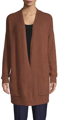Eileen Fisher Open Front Long Cardigan