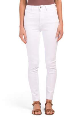 Juniors Super High Rise Skinny Jeans