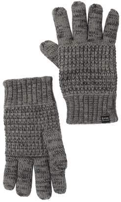 Bickley + Mitchell Marled Knit Gloves