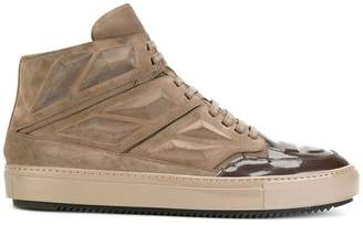 Alejandro Ingelmo lace-up high-top sneakers