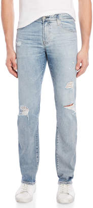 AG Adriano Goldschmied The Matchbox Slim Straight Jeans
