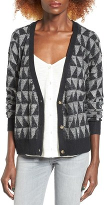Women's Roxy Suns In Our Mind Geometric Cardigan $69.50 thestylecure.com