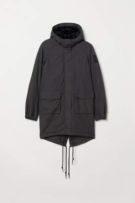 H&M Padded Parka - Gray