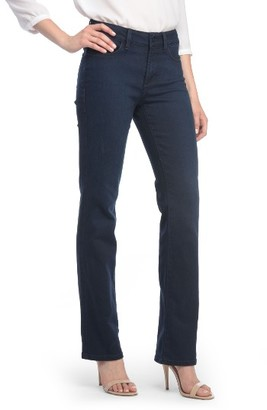 Women's Nydj Marilyn Stretch Straight Leg Jeans $134 thestylecure.com