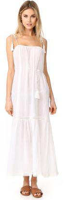 Eberjey Sea Breeze Jade Dress $129 thestylecure.com
