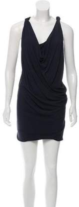 Yigal Azrouel Cut25 by Asymmetrical Knot Dress w/ Tags