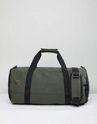 Mi-Pac Canvas Duffel Bag In Khaki