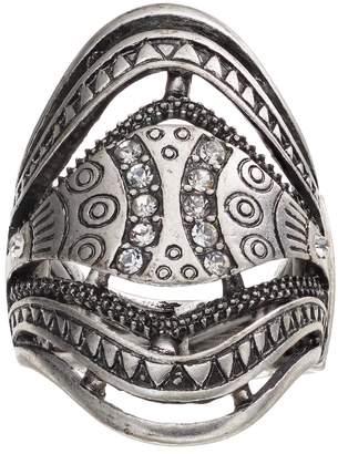 Kohl's Antiqued Stretch Ring