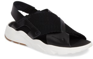 Women's Nike Air Huarache Ultra Sport Sandal $100 thestylecure.com