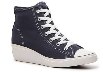 Converse Chuck Taylor All Star Hi-Ness Wedge Sneaker - Womens
