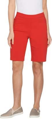Susan Graver Ultra Stretch Bermuda Shorts