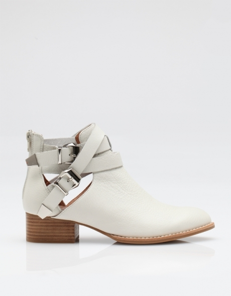 Jeffrey Campbell Everly in Beige
