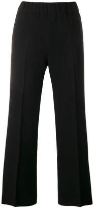 Alberto Biani cropped straight leg trousers