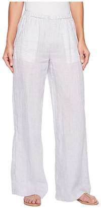 Nic+Zoe Drifty Linen Pants Women's Casual Pants