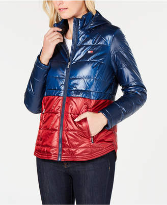 Tommy Hilfiger Colorblocked Jacket