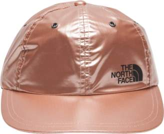Supreme TNF Metallic 6 - Panel Cap - 'SS 18' - Rose Gold