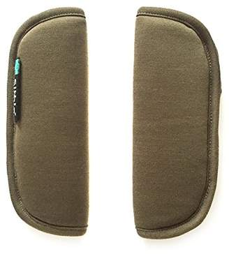 Maxi-Cosi Sibble Padded Seat Belts, Olive Green