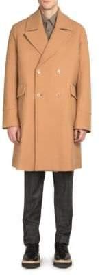 Stella McCartney Buttoned Notch Coat