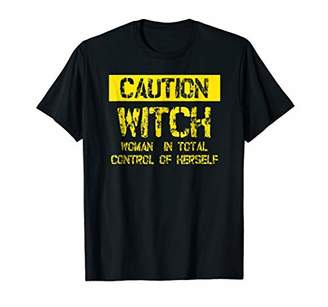 Feminist Halloween Shirt for Strong Women Witch Girl Power
