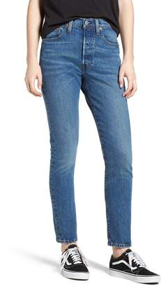 Levi's 501(TM) High Waist Skinny Jeans