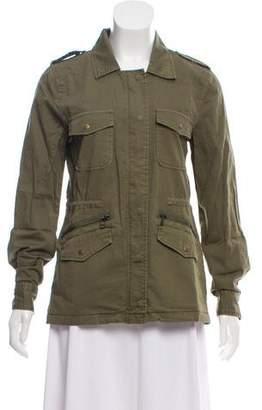 Lily Aldridge for Velvet 2018 Army Utility Jacket w/ Tags