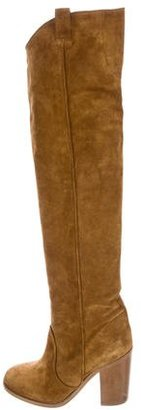 Laurence Dacade Silas Over-The-Knee Boots $325 thestylecure.com