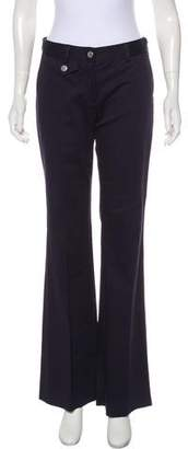 Michael Kors Mid-Rise Wide-Leg Pants w/ Tags