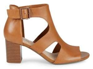 3d67b970c290 Clarks Block Heel Women s Sandals - ShopStyle