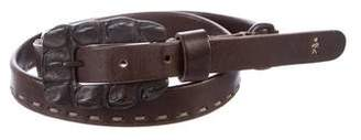 Henry Beguelin Leather Hip Belt