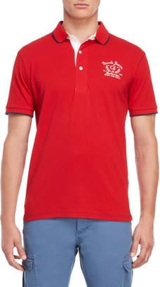 Gaudi' Gaudi Jeans Red Polo