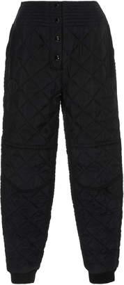 Proenza Schouler PSWL Quilted High-Waist Pants