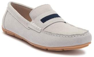 X-Ray XRAY Perforated Suede Moccasin