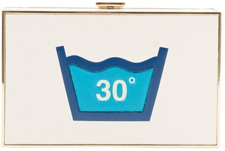 Anya Hindmarch Leather clutch bag