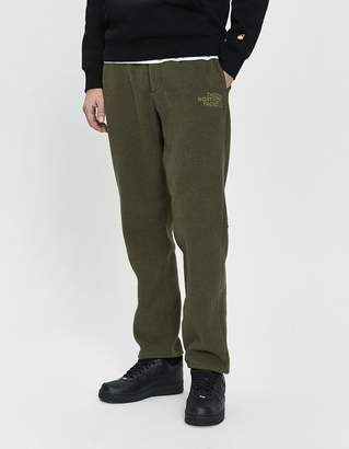 The North Face Black Series Delta Pant in Burnt Olive Green