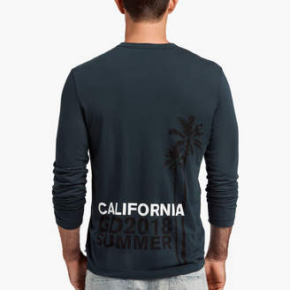 James Perse GRATEFUL DEAD CALIFORNIA TEE - UNISEX