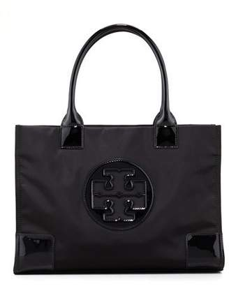 Tory Burch Mini Ella Tote Bag, Black