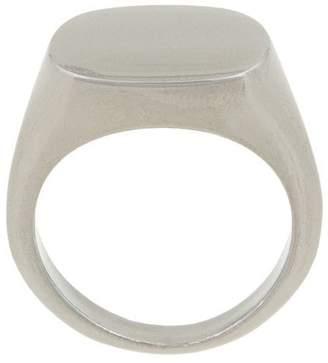 Jil Sander oval ring